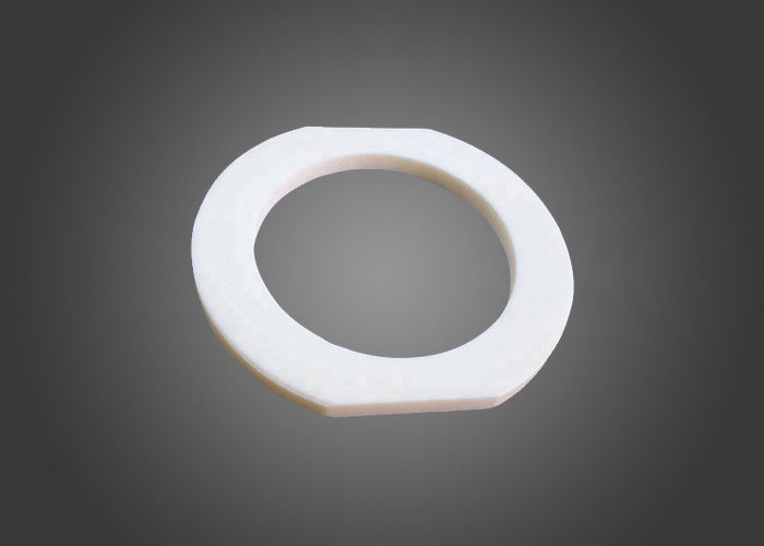 Advanced Electronic Ceramic Ring 95 Al2o3 Alumina Metallized Ceramic