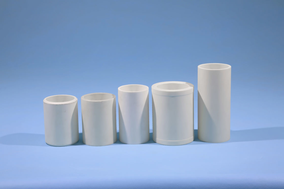 Ceramic Protection Tube , High Purity Advanced Structural Ceramics tube